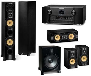 Marantz SR7009 AV Receiver & PSB Speaker