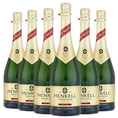 Henkell Trocken Dry Sec NV (6 x 750mL) Germany