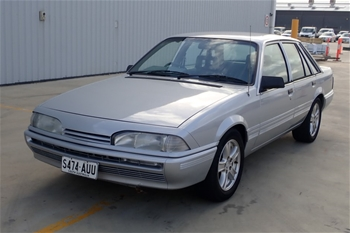 1987 Holden VL RWD Automatic Sedan