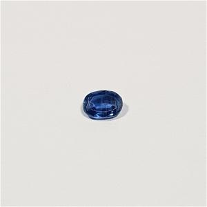 0.97 ct Oval Cut Natural Kyanite