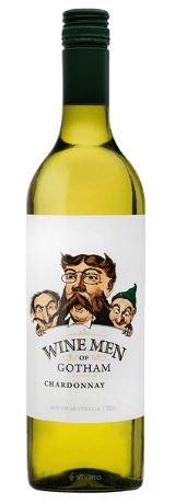 Wine Men of Gotham Chardonnay 2017 (12 x 750mL) SA