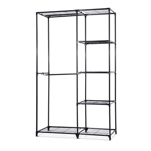 Portable Closet Organizer Storage Rack G