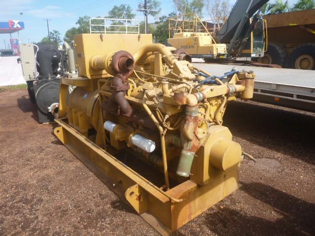 Generator, Skid Mounted, Newage Stanford brand (B-Type) (Winnellie, NT)