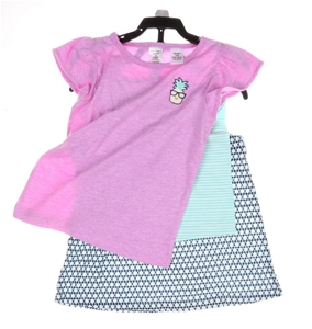 2 x CARTER`S Girl`s 3pc Clothing Sets, S