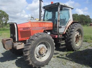 Massey - Ferguson 3680 B710-4 Tractor