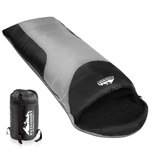 Weisshorn Camping Sleeping Bag Single Si