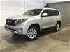 2017 Toyota LandCruiser Prado Altitude Turbo Diesel Auto 7Seats Wagon