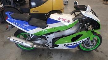 Kawsaki Motorbike & Engineering Goods
