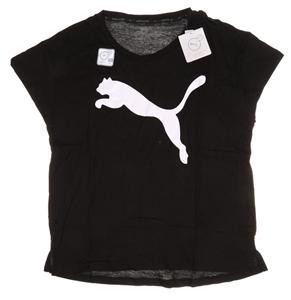 2 x Women`s PUMA Cat Logo Active T-Shirt