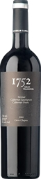 Carrau 1752 Gran Tradicion Red Blend 2010 (6x 750mL), Rivera, Uruguay.