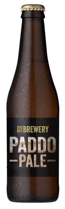 Sydney Brewery Paddo Pale (24 x 330mL Bottles)