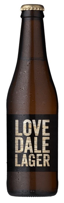 Sydney Brewey Lovedale Lager (24 x 330mL Bottles)