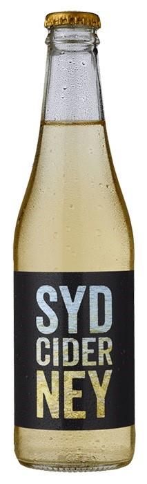 Sydney Brewery Cider (24 x 330mL Bottles)