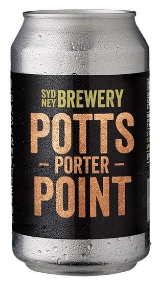 Sydney Potts Point Porter (24 x 330mL Cans)