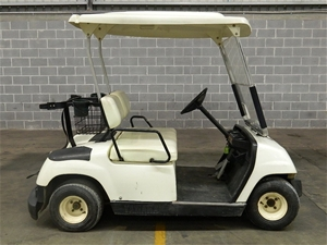 2003 yamaha g22ey electric golf cart auction 0011 5004744 for Yamaha golf cart id