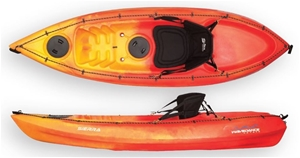 The Sierra 2.7m Kayak Including Seat And