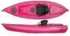 The Encore 2.7m Kayak Including Seat And Paddle - Magenta.