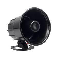 (4 Pack) CELLPAK 4`` Mini 20 Watt Horn Speaker (Single)