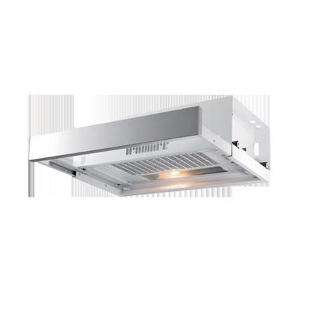 Euro 60cm S/Steel Front Vented Slideout Rangehood, Model: ESD60RS