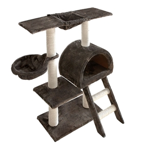 i.Pet 100cm Multi Level Cat Scratching P