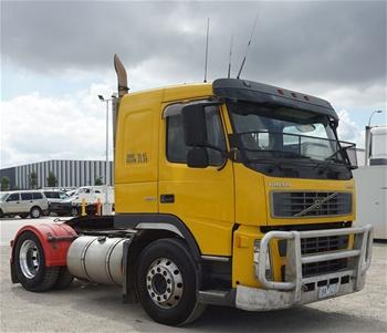 2005 Volvo FM9 4 x 2 Prime Mover Truck