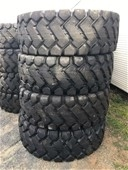 Unused Earthmoving Tyres - Various Sizes
