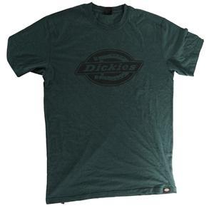 2 x Men`s DICKIES T-Shirts, Size L, 80%