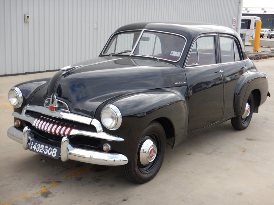1955 Holden FJ Special Sedan - Matching Numbers (Greenwith S.A.)