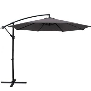 Instahut 3M Garden Umbrella Cantilever S