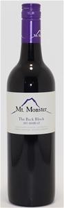Mt Monster The Back Block Shiraz 2015 (1