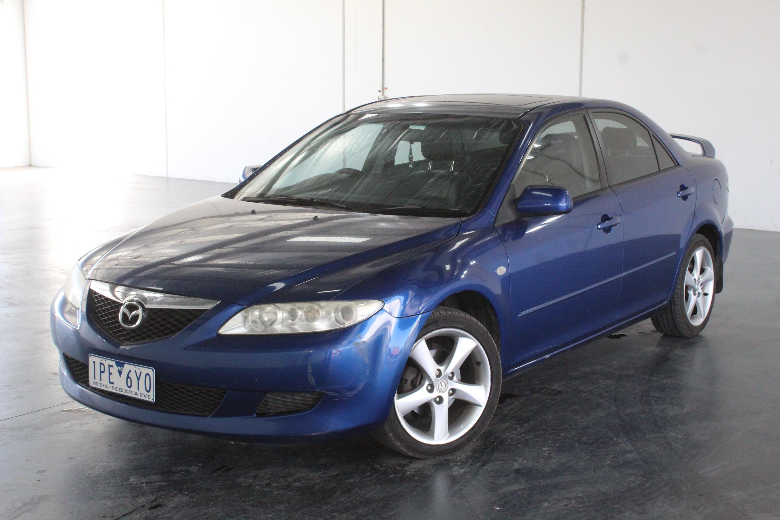 2003 Mazda 6 Luxury GG Automatic Sedan