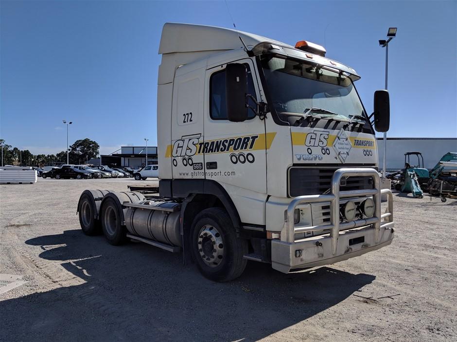 2000 Volvo FH16 6 x 4 Prime Mover Truck