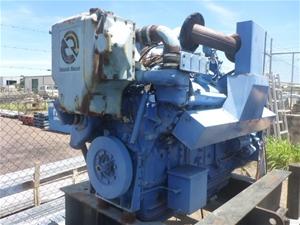Diesel Engine (B-Type) (Yarrawonga, NT)