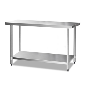 Cefito 1524 x 610mm Commercial Stainless