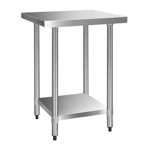 Cefito 610 x 610m Commercial Stainless S