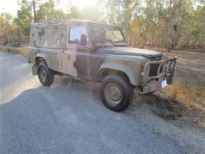 (Lot 47) Land Rover 110 4X4 FFR 8/90