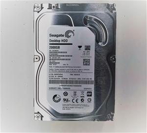 Seagate 3.5`` 2TB SATA Desktop HDD Part