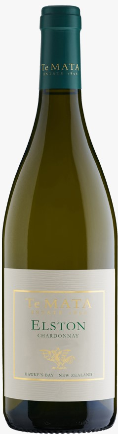 Te Mata Elston Chardonnay 2017 (6 x 750mL), Hawke's Bay, NZ.