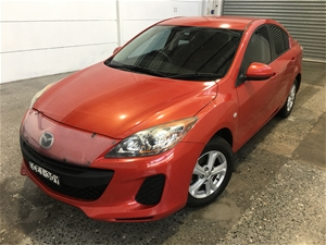 2011 Mazda 3 Neo BL Manual Sedan