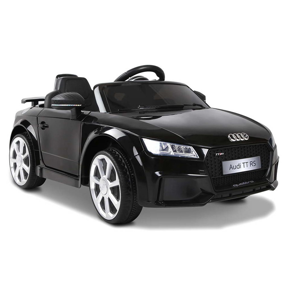 Audi Licensed Kids Ride On Car 12V Cars TTRS Battery Toy Remote Control