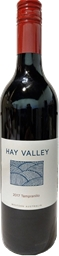 Hay Valley Tempranillo 2017(12 x 750mL) Great Southern, WA