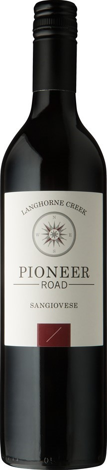 Pioneer Road Sangiovese 2016 (12 x 750mL), Langhorne Creek, SA