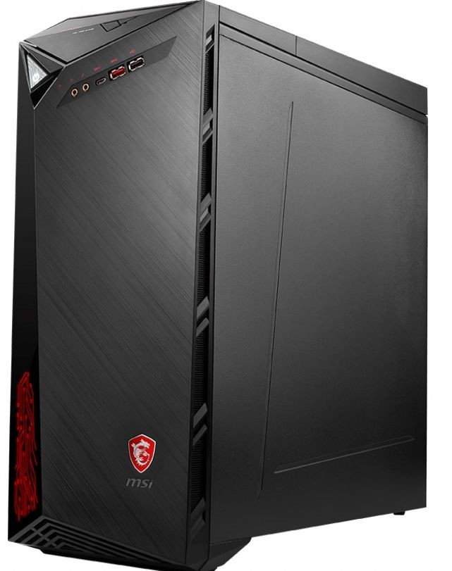MSI INFINITE 8SC-604AU Tower Desktop PC with VR Ready (Black)