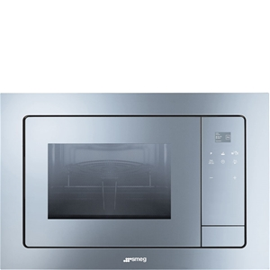Smeg 60cm Built In Microwave with grill,