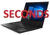 Lenovo ThinkPad E480 14-inch Notebook, Black