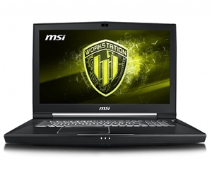 MSI WT75 8SM-054AU 17.3-inch UHD Mobile