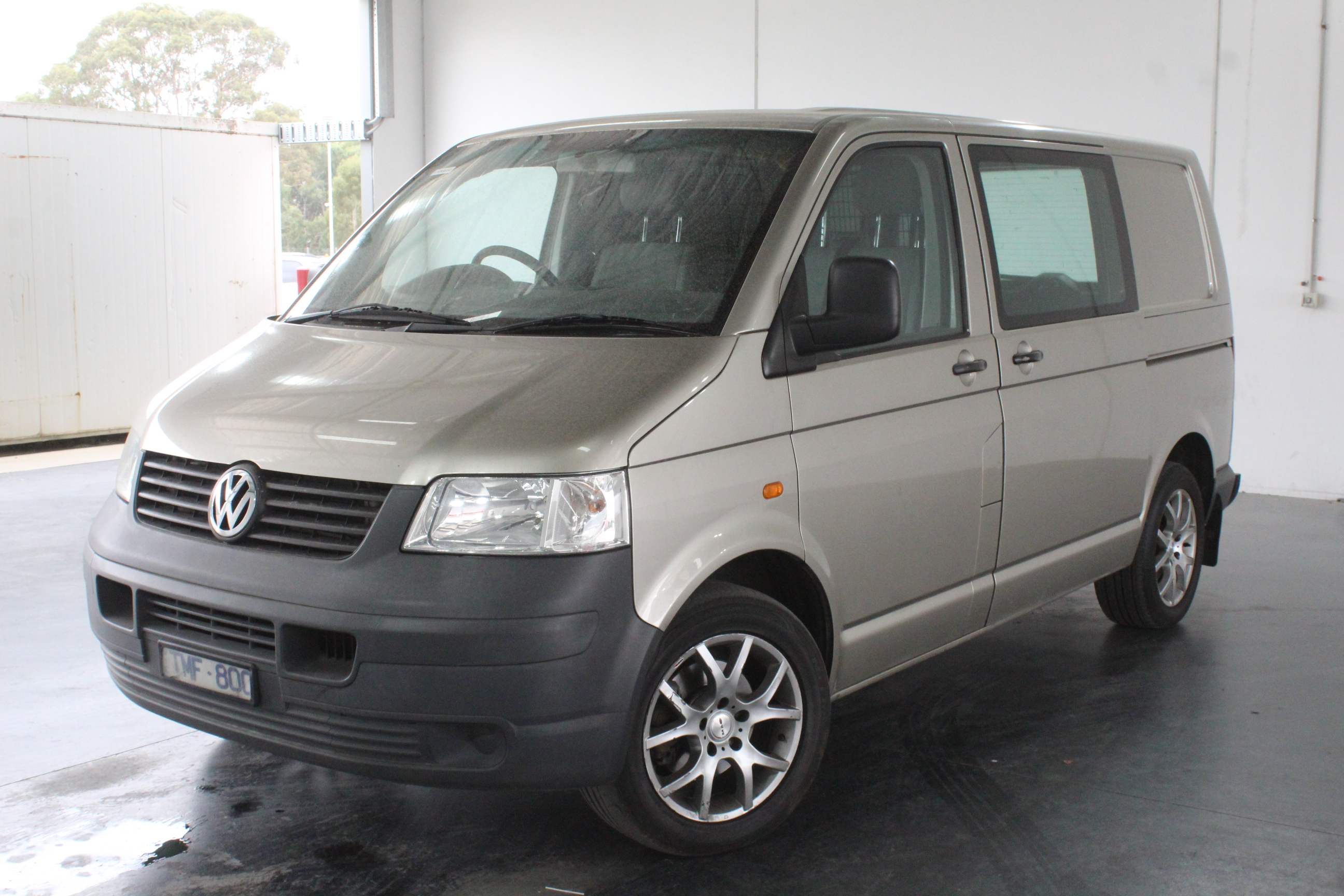 2005 Volkswagen Transporter (SWB) T5 Turbo Diesel Manual Van