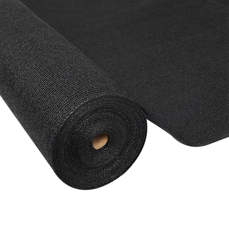 Instahut 70% Sun Shade Cloth 1.83x10m Sail Roll Mesh Outdoor 175gsm