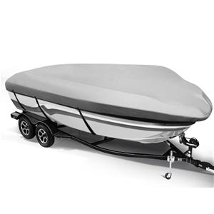 14 - 16 foot Waterproof Boat Cover - Gre