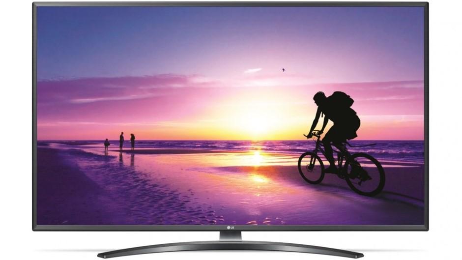 LG 50UM7600PTA 50-inch UM76 4K UHD LED LCD AI ThinQ Smart TV
